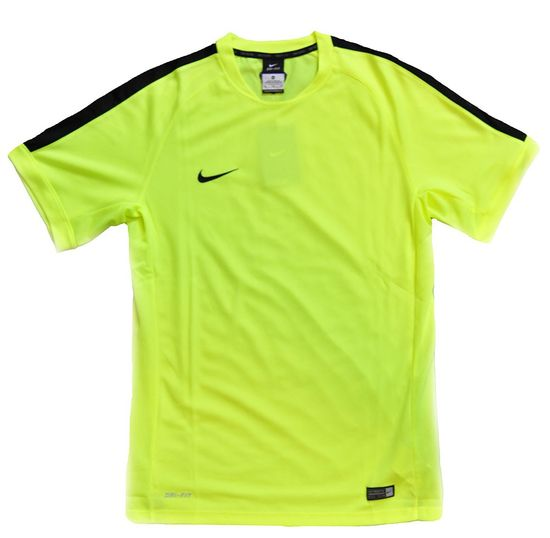 Nike Herren Trainingsshirt Squad 15 Flash 644665-715 Herren Men's  Lime
