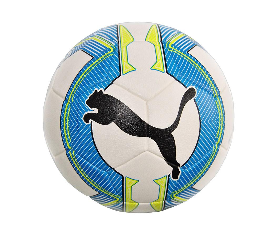 Puma EvoPOWER Hardground 5.3 Ball 082561 01 Fußball Weiß