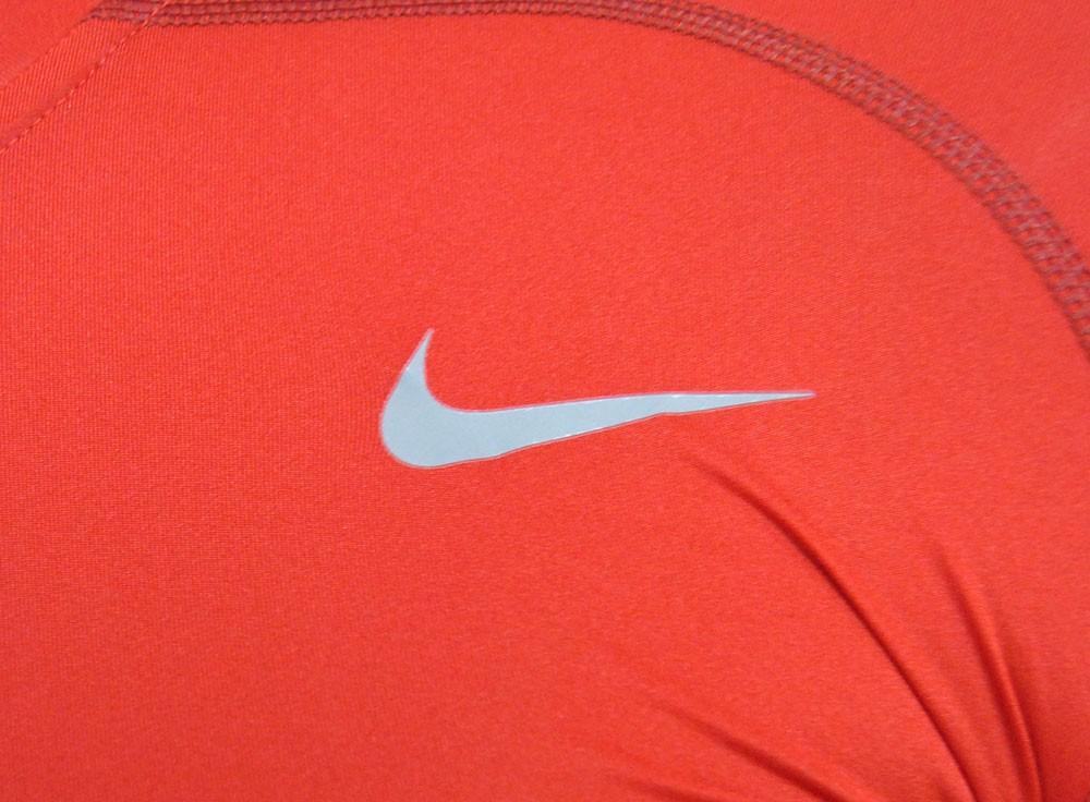 Nike Pro Combat Core 2.0 Compression 449794 653 Langarm  Rot Shirt