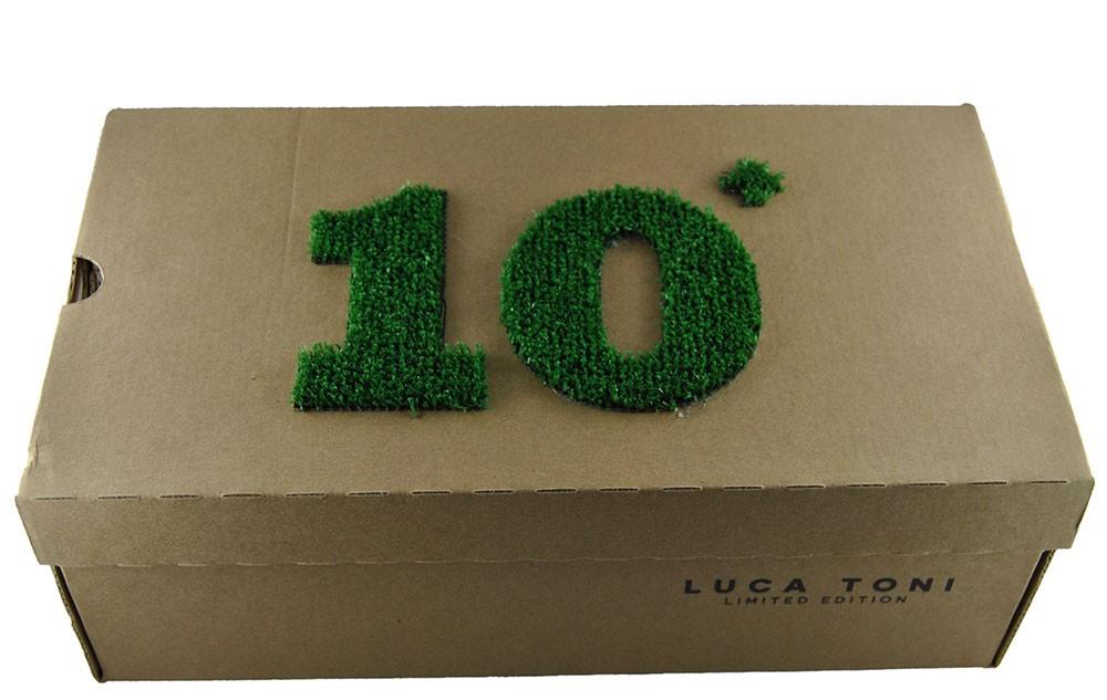 Lotto Stadio Potenza Luca Toni 10+ FG R7946 Auf 120 Stück limitierte Sonderedition