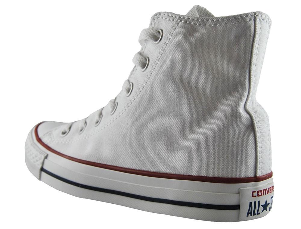 Converse All Star HI 3J253 Weiß Unisex Kinder Sneaker