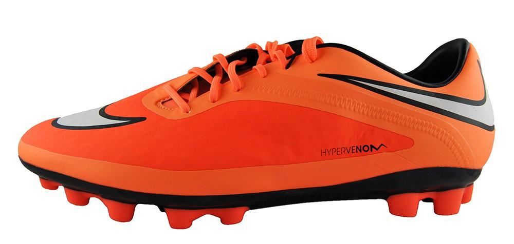 Nike Hypervenom Phatal AG 599727-800 Herren Men's Orange Fußballschuhe