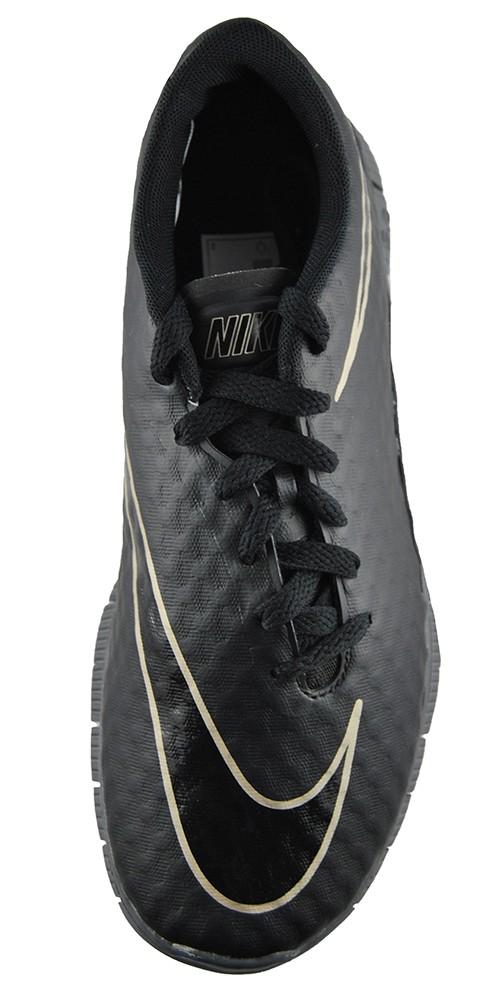 Nike Free Hypervenom GS 705390-001 Kinder Schwarz Laufschuhe