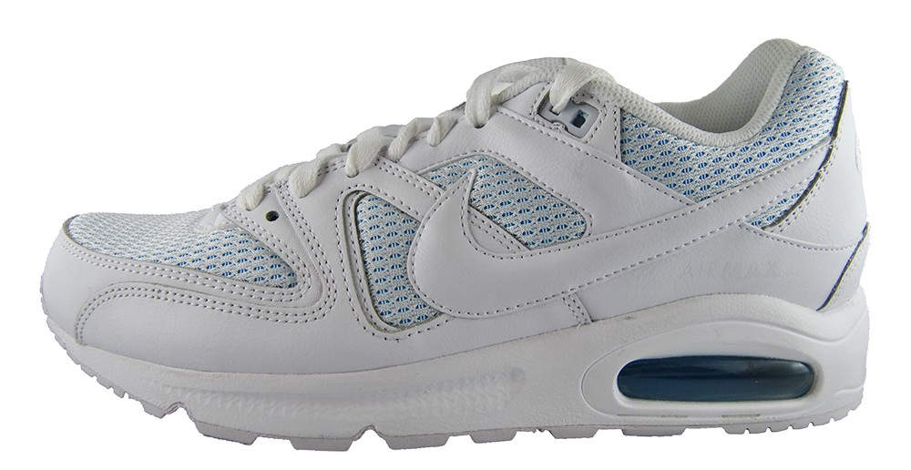 sneakers for cheap 5ae75 e2d5e Nike Air Max Command 397690 123 Weiß Damen Sneaker Größe 37,5 39 40,