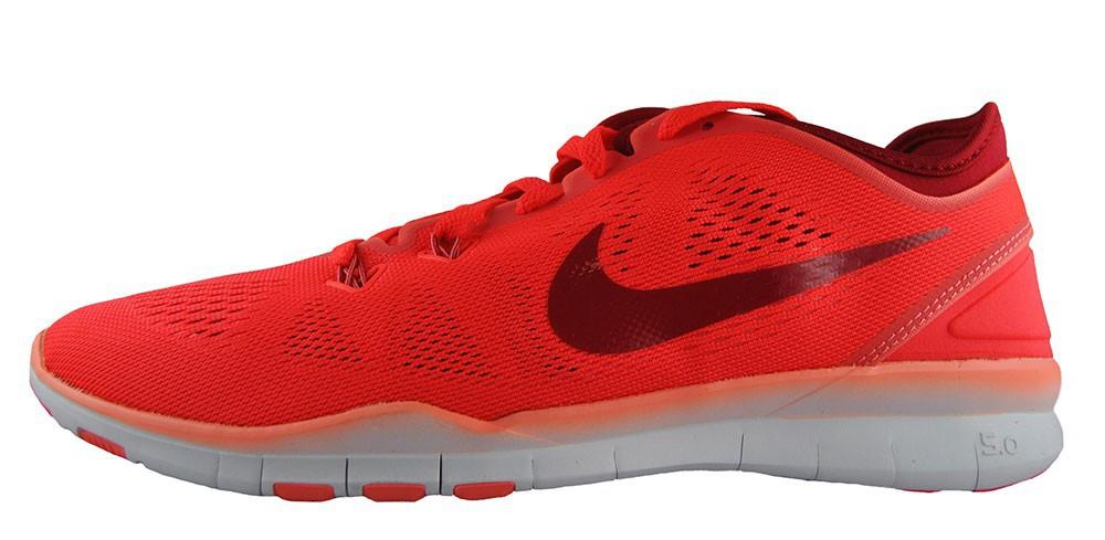 b9fd1ff45d632c Nike Wmns Free 5.0 Tr Fit 704674-601 Damen Women s Laufschuhe Rot Pink