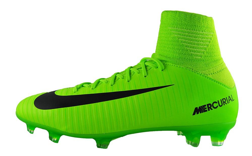 Nike Kinder 303 Mercurial V Fg Grün Superfly Jr 831943 Fußballschuhe A3RjL54q