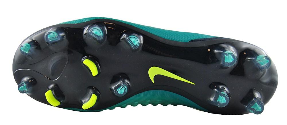 Nike Jr Magista Obra II FG 844410 375  Kinder Kid's Fußballschuhe Grün