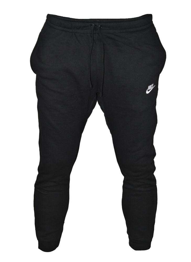 a224244841fbd1 Nike Jogger Club Schwarz Jogginghose Trainingshose 804465-010 Herren Men s
