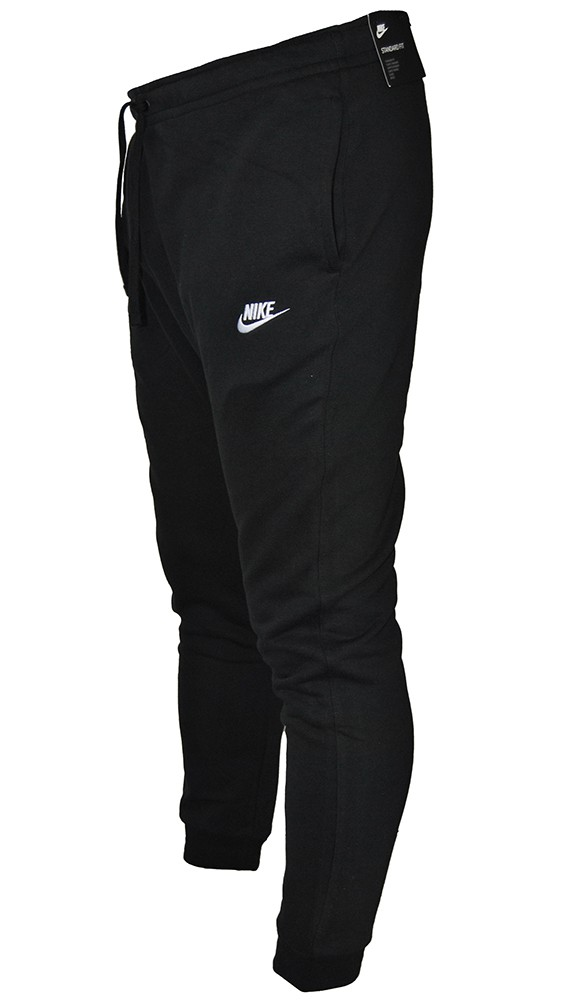 Nike Jogger Club Schwarz Jogginghose Trainingshose 804465-010 Herren Men's