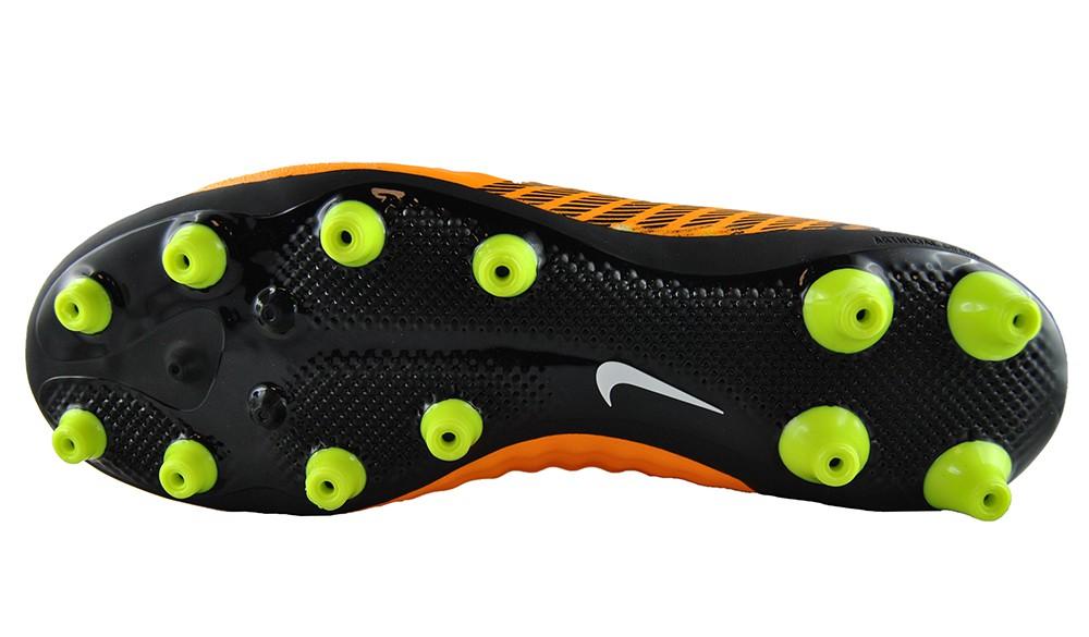 Nike Magista Onda II DF AG-Pro 917786-801 Schwarz Orange Fußballschuhe
