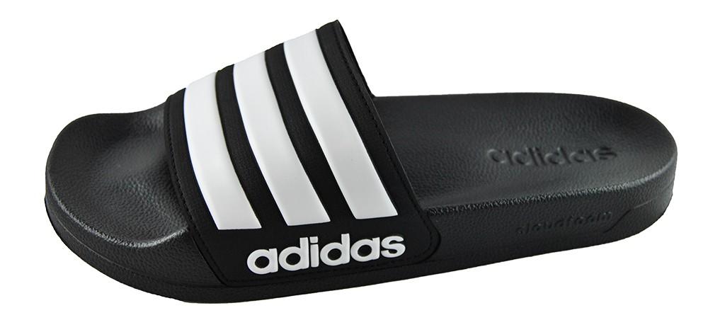 adidas CF Adilette AQ1701 Unisex Slipper Schwarz Badeschuhe