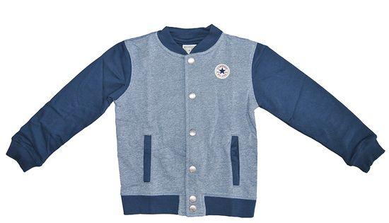Converse All Star Jungen Varsity Jacke Marine Blau Kinder 966237-U1H