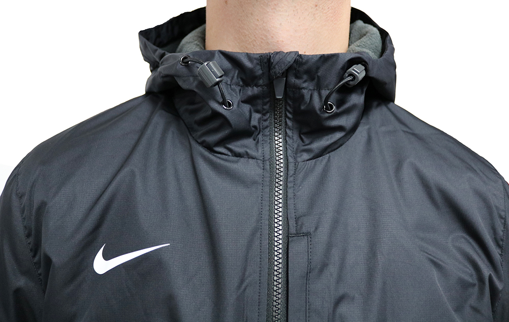Nike Team Fall Trainingskapuzenjacke Dunkelblau 645550-451 Herren Men's Jacke