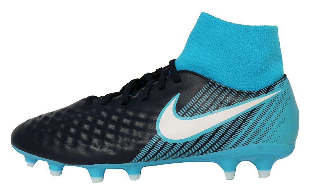 Nike Magista Onda II DF FG 917787-414 Dunkelblau Fußballschuhe