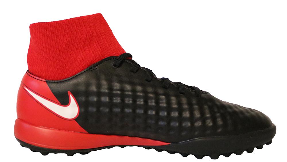 Nike MagistaX Onda II DF TF 917796-061 Herren Men's Fußballschuhe Schwarz Rot
