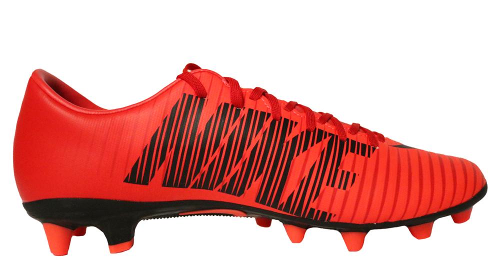 Nike Mercurial Victory VI AG-Pro 831963-616 Rot Schwarz Fußballschuhe