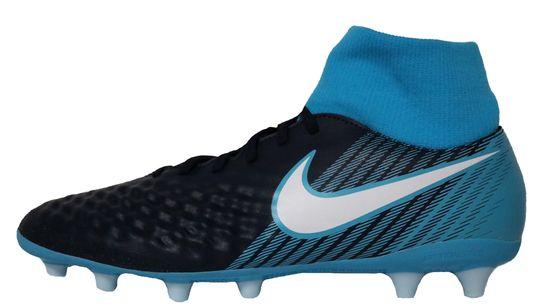Nike Magista Onda II DF AG-Pro 917786-414 Blau Fußballschuhe