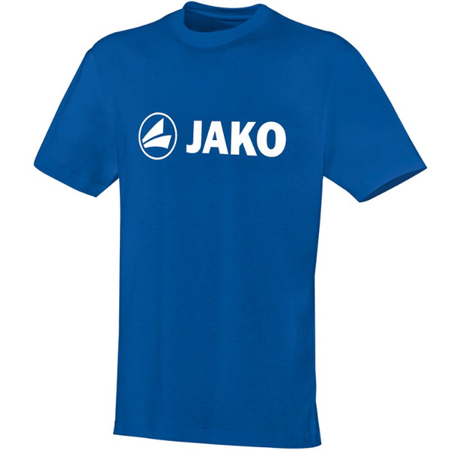 JAKO Kinder T-Shirt Promo Royal Blau 6163 04