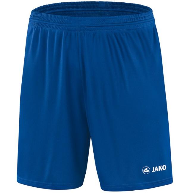 JAKO Sporthose Manchester mit JAKO Logo, ohne Innenslip blau 4412 04