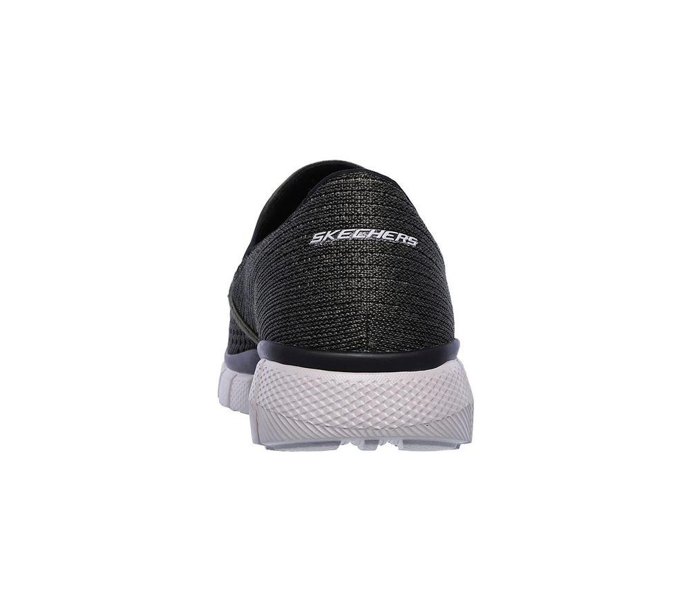 Skechers Equalizer 2.0 - Boloso Herren Sneaker 52858/OLBK Schuhe Slipper