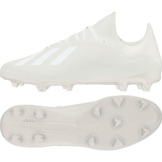 adidas X 18.3 FG DB2184 Weiß Fußballschuhe Neu