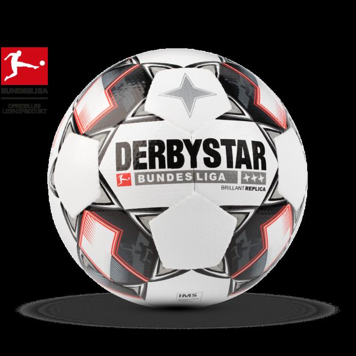 Derbystar Fußball Bundesliga Brillant Replica 2018/2019 Gr.5 Size 5