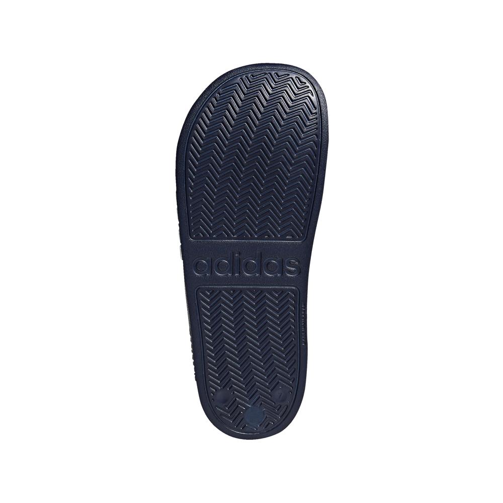 adidas CF Adilette AQ1703 Unisex Slipper Dunkelblau Badeschuhe
