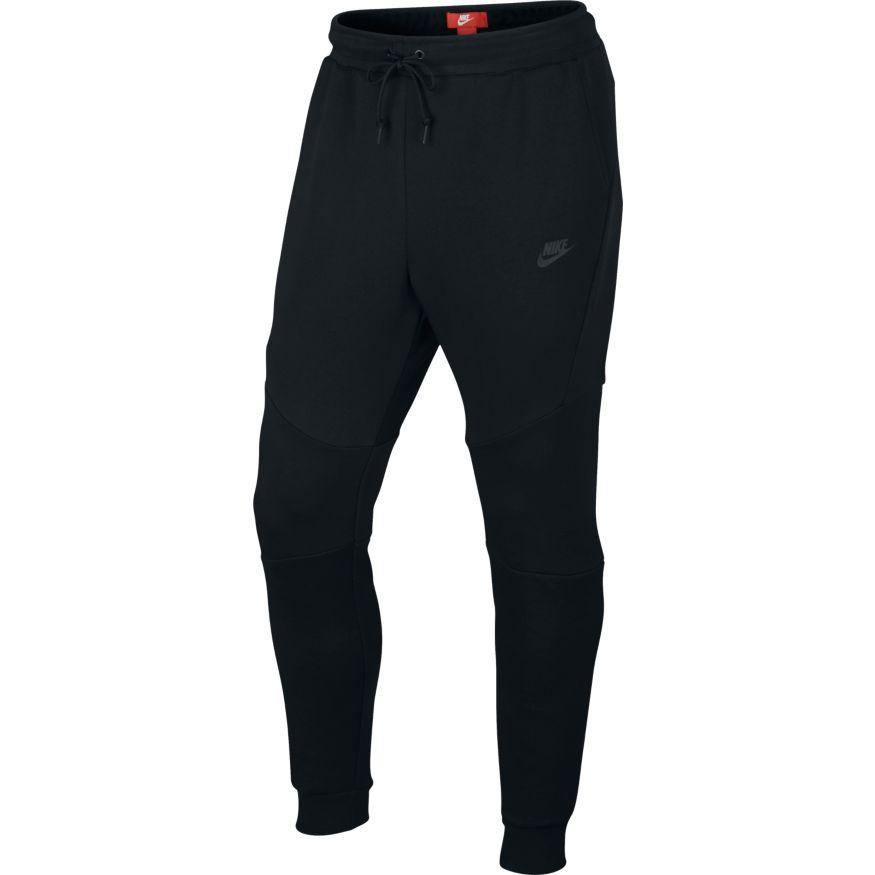 Nike Sportswear Tech Fleece Jogger 805162-010 Schwarz Herren Joggingose