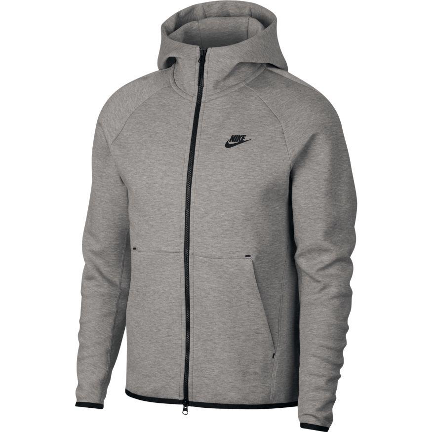 Nike Sportswear Tech Fleece Herren Hoodie Grau 924483-063
