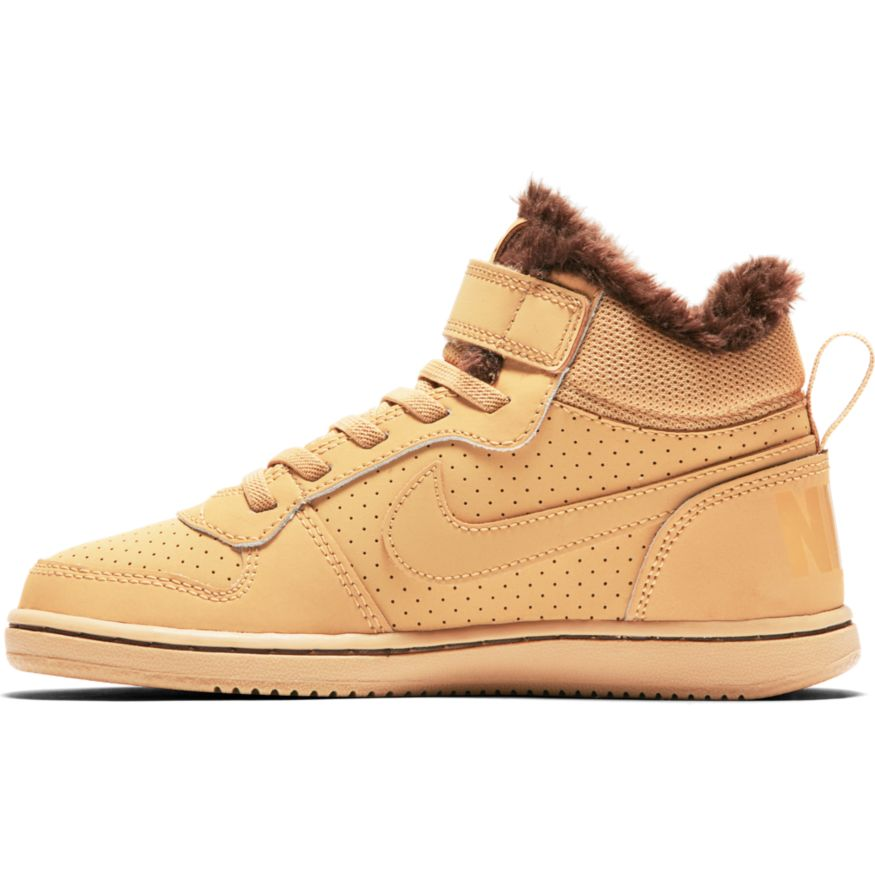 Nike Court Borough Mid Winter (PS) Pre School Kinder AA5648