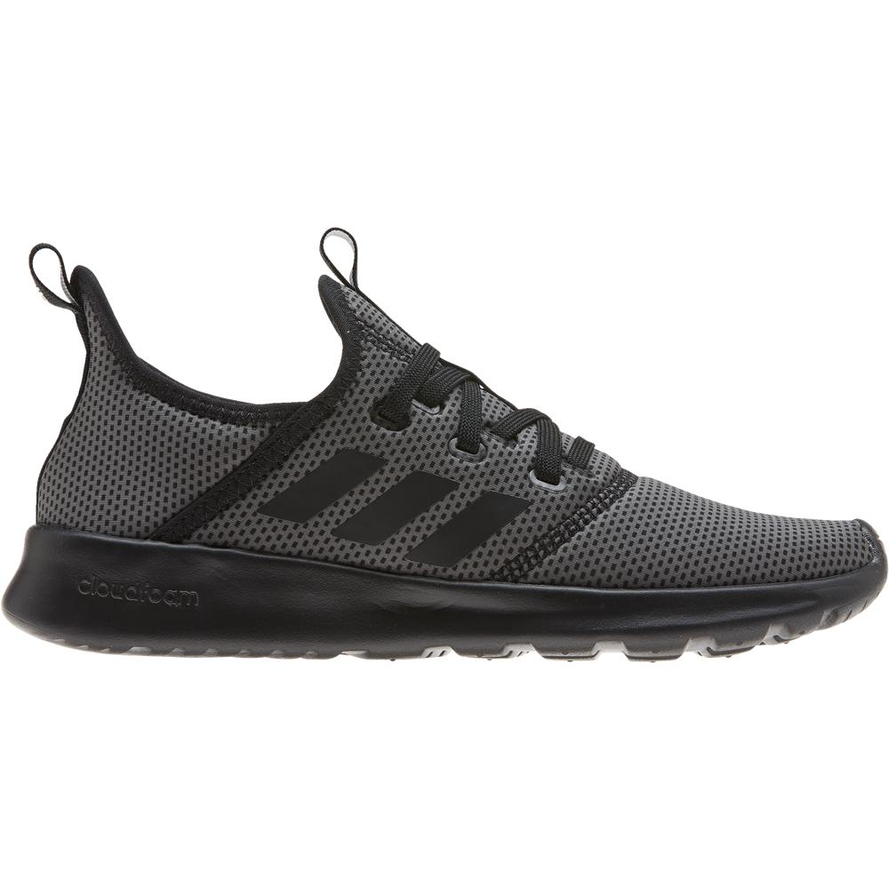 adidas Cloudfoam Pure Schwarz Damen Sneaker B42178