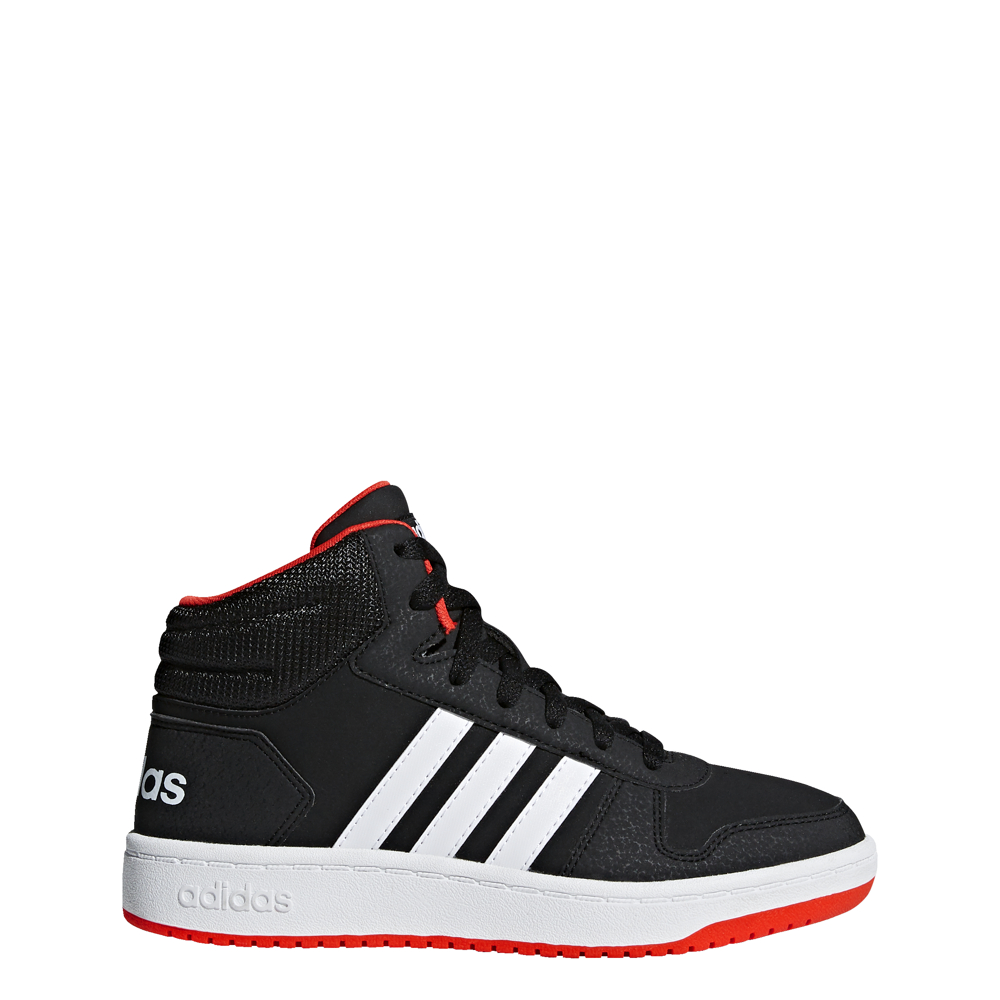 adidas Hoops Mid 2.0 K B75743 Kinder Sneaker Winter