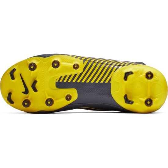 Nike Jr Superfly 6 Academy GS FG/MG AH7337-070 Grau Kinder Fußballschuhe – Bild 7