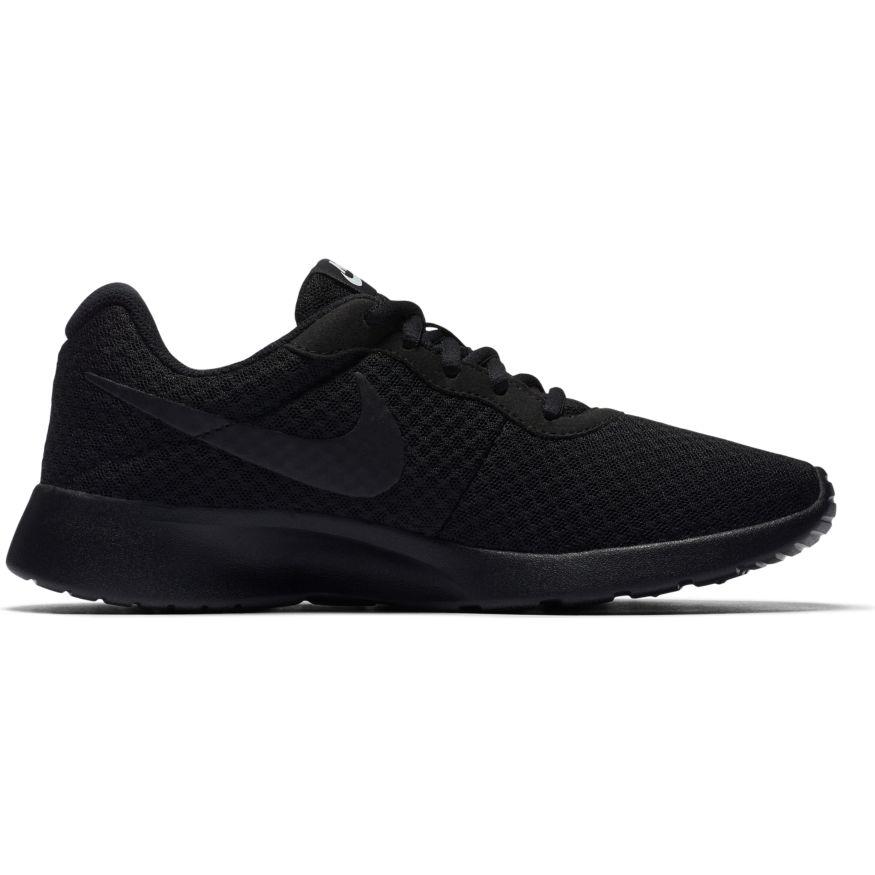 Nike Tanjun Schwarz Damen Sneaker 812655-002 Freizeitschuhe