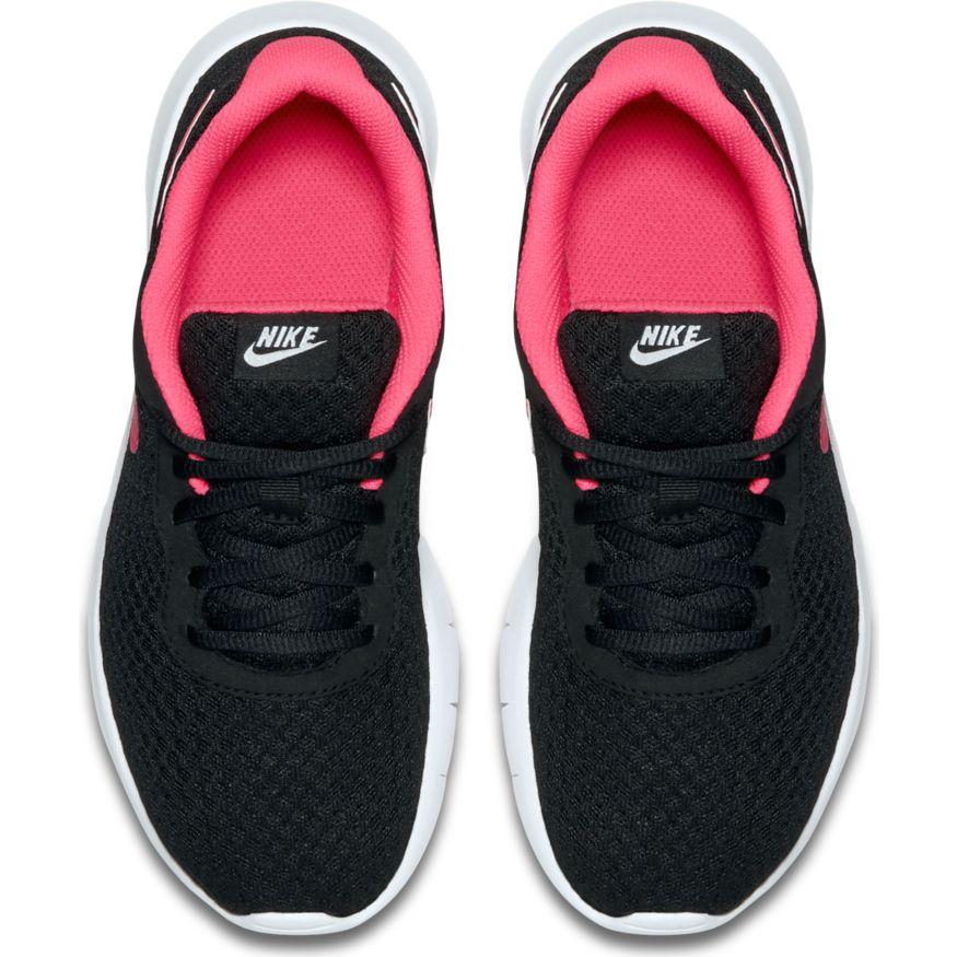 Nike Tanjun (GS) Mädchen Sneaker Schwarz Pink 818384-061