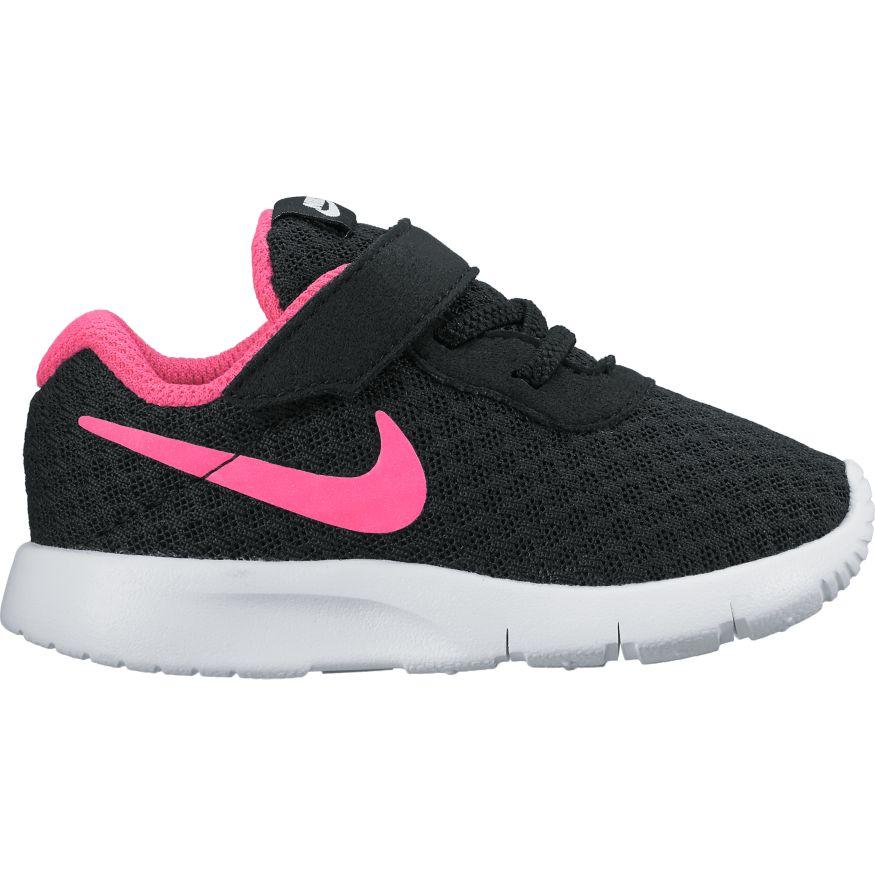 Nike Tanjun (TDV) Mädchen Baby Sneaker Schwarz Pink 818386-061