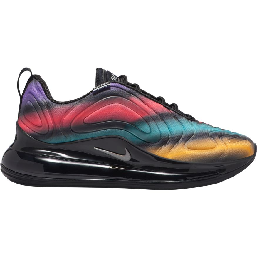 Nike W Air Max 720 Schwarz Damen Sneaker AR9293 Schuhe