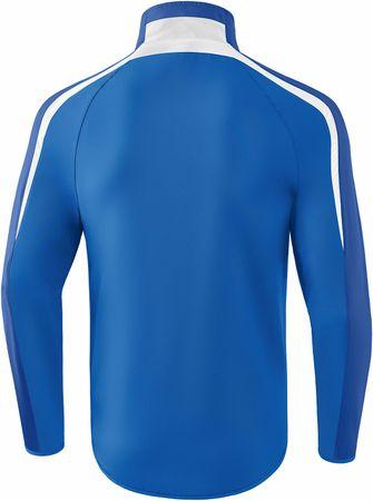 Erima Liga 2.0 Präsentationsjacke blau weiß Herren – Bild 2