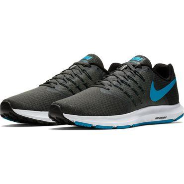 Nike Run Swift grau blau Herren – Bild 1