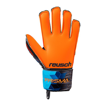Reusch Prisma SD Finger Support Junior LTD blau schwarz  – Bild 2