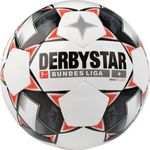 Derbystar Bundesliga Magic S-Light Jugendball weiß rot grau