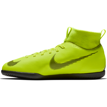 Nike Superfly 6 Club IC Hallenschuhe Kinder gelb – Bild 2