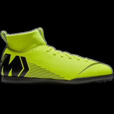 Nike Superfly 6 Club IC Hallenschuhe Kinder gelb – Bild 3