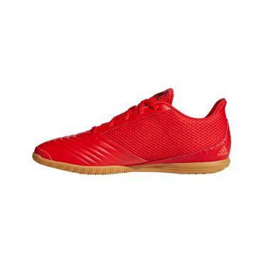 Adidas Predator 19.4 IN Sala Herren rot – Bild 7
