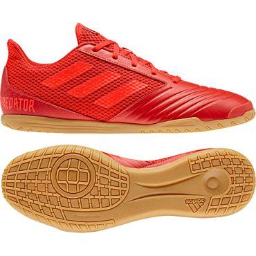 Adidas Predator 19.4 IN Sala Herren rot – Bild 1