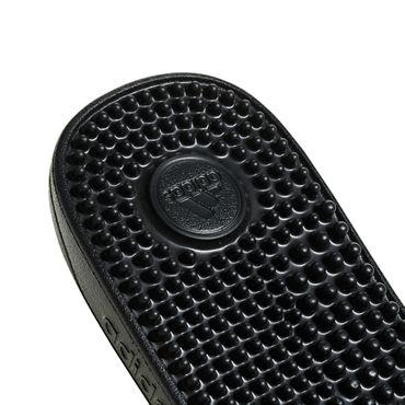 Adidas Slipper Adissage Badeschlappen Herren schwarz – Bild 5