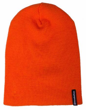 HORSEFEATHERS Kirk Beanie Strickmütze neon orange Unisex  NEU