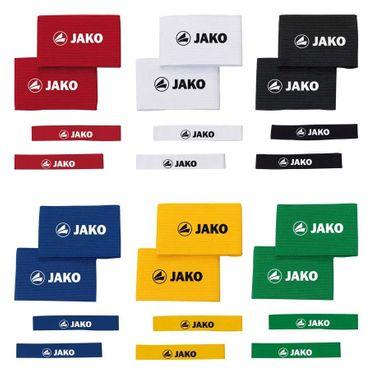 Jako Schienbeinschonerhalter und Stutzenhalter Set verschiedene Farben Neu