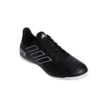 Adidas Predator Tango 18.4 IN Herren schwarz – Bild 3