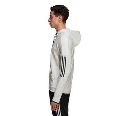 Adidas Sport ID Full-Zip Hoody Herren weiß – Bild 3
